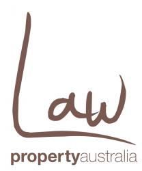 Law Property Australia